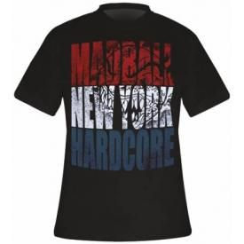 T-Shirt Mec MADBALL - NY Colors