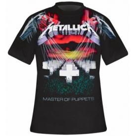 T-Shirt Mec All Over METALLICA - Master Of Puppets