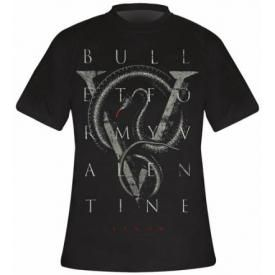 T-Shirt Mec BULLET FOR MY VALENTINE - Venom