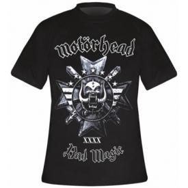 T-Shirt Mec MOTORHEAD - Bad Magic