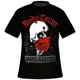 T-Shirt Mec BODY COUNT - Manslaughter