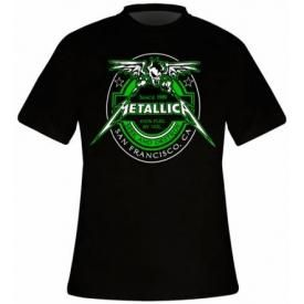 T-Shirt Mec METALLICA - Fuel