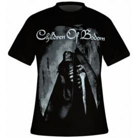 T-Shirt Mec CHILDREN OF BODOM - Fear