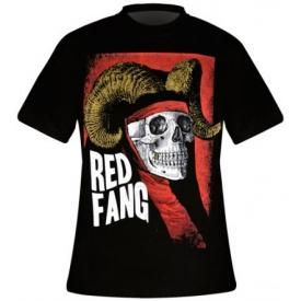 T-Shirt Mec RED FANG - Horns