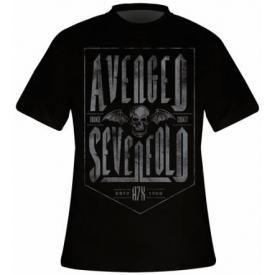 T-Shirt Mec AVENGED SEVENFOLD - Armor