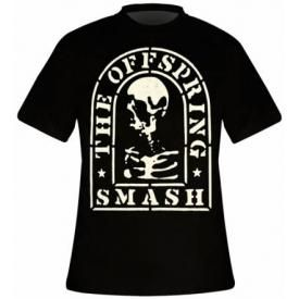 T-Shirt Mec THE OFFSPRING - Smash