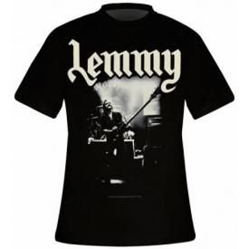 T-Shirt Mec LEMMY - Lived To Win