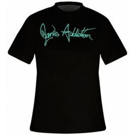 T-Shirt Mec JANE'S ADDICTION - Logo