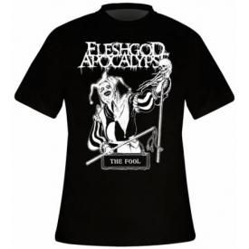 T-Shirt Mec FLESHGOD APOCALYPSE - The Fool