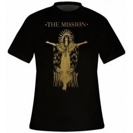 T-Shirt Mec THE MISSION - Gods Own Medicine