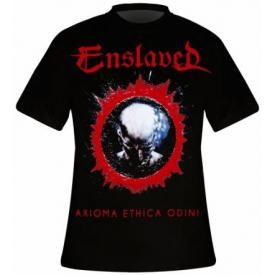 T-Shirt Mec ENSLAVED - Axioma