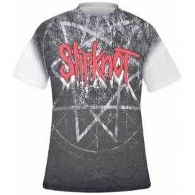 T-Shirt Mec SLIPKNOT - Star Sublimation
