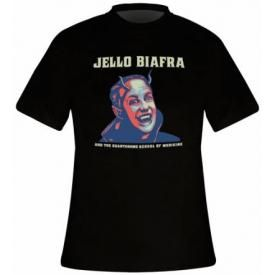 T-Shirt Mec JELLO BIAFRA AND THE GSM - Vampire