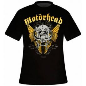 T-Shirt Mec MOTORHEAD - Wings