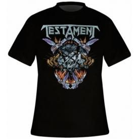 T-Shirt Mec TESTAMENT - Damnation