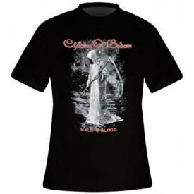 T-Shirt Mec CHILDREN OF BODOM - Halo Of Blood