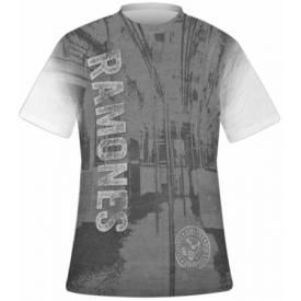 T-Shirt Mec RAMONES - Subway Sublimation