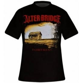 T-Shirt Mec ALTER BRIDGE - Fortress