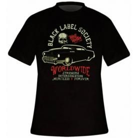 T-Shirt Mec BLACK LABEL SOCIETY - Hot Rod