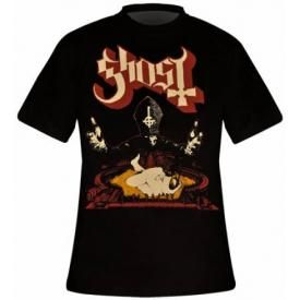 T-Shirt Mec GHOST - Infestissunam