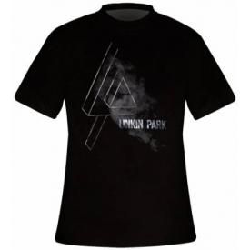 T-Shirt Mec LINKIN PARK - Smoke