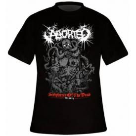 T-Shirt Mec ABORTED - Scripture