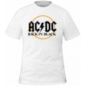 75490648b3d1c Les Vêtements du Groupe d  AC DC - Rock A Gogo
