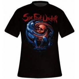 T-Shirt Mec SIX FEET UNDER - Unborn