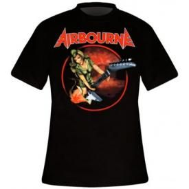 T-Shirt Mec AIRBOURNE - Woman