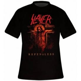 T-Shirt Mec SLAYER - Repentless Crux