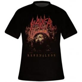 T-Shirt Mec SLAYER - Repentless World Tour