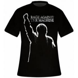 T-Shirt Mec RAGE AGAINST THE MACHINE - Battle Of Los Angeles