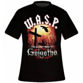 T-Shirt Homme WASP - Bloody Road