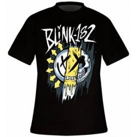 T-Shirt Homme BLINK 182 - Mixed Up