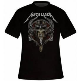 T-Shirt Mec METALLICA - Viking