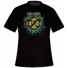 T-Shirt Homme SOILWORK - The Living Infinite