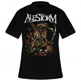 T-Shirt Homme ALESTORM - We Are Here