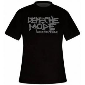 T-Shirt Homme DEPECHE MODE - People Are People