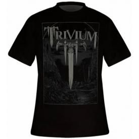 T-Shirt Homme TRIVIUM - Battle