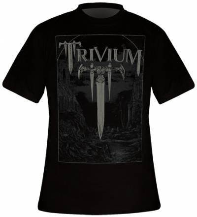 Battle T Gogo Rock Trivium Homme A Shirt XuiTOZPk
