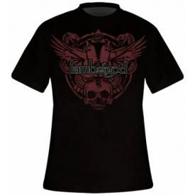 T-Shirt Homme LAMB OF GOD - Snake