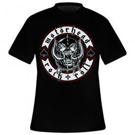 T-Shirt Homme MOTÖRHEAD - Biker Badge