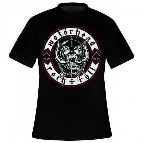 T-Shirt Homme MOTÖRHEAD - Biker Badge - Rock