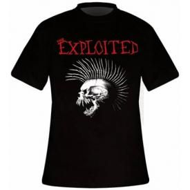 T-Shirt Mec THE EXPLOITED - Beat The Bastards