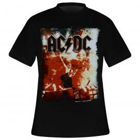 AC//DC Rock Or Bust T-shirt noir L