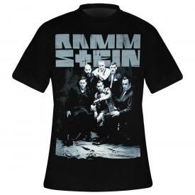 T-Shirt Homme RAMMSTEIN - In Ketten - Rock