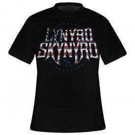 T-Shirt Homme LYNYRD SKYNYRD - Stars