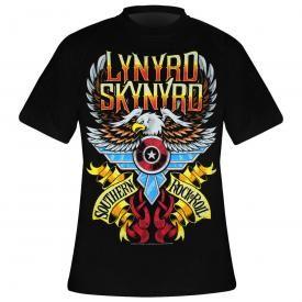 T-Shirt Homme LYNYRD SKYNYRD - Southern Rock 'N' Roll