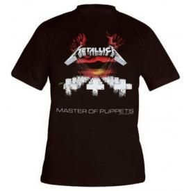 T-Shirt Mec METALLICA - Master Of Puppets