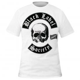 T-Shirt Homme BLACK LABEL SOCIETY - Logo On White